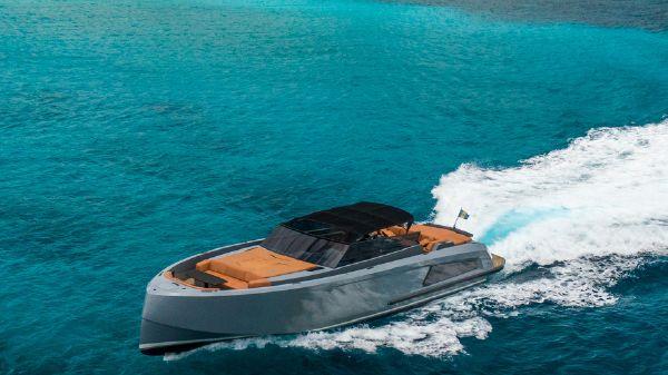 Vanquish Yachts VQ54