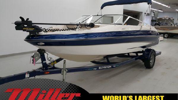 Glastron GX 185 Ski & Fish