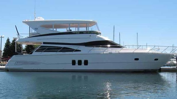 Neptunus 62' Flybridge Profile