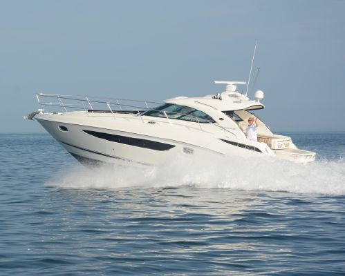 Sea Ray 410 Sundancer - main image
