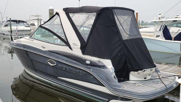 Monterey 260 Sport Yacht