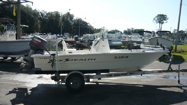 Bay Stealth 16