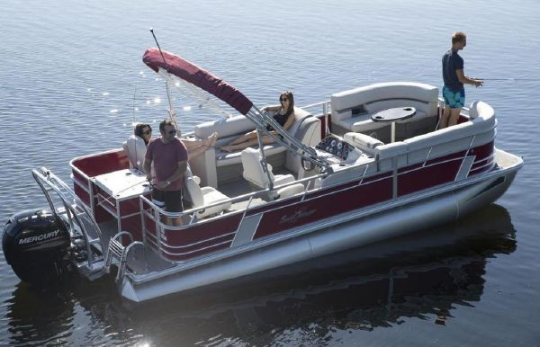 2018 SunChaser Geneva Cruise 22 DLX 4.0 Fish