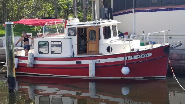 Nordic Tugs 2-26 Cruise Tug