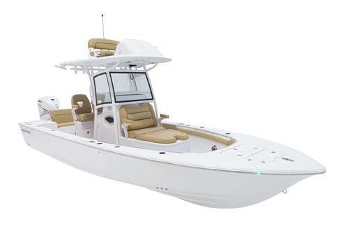 Sportsman Masters 267OE Bay Boat image