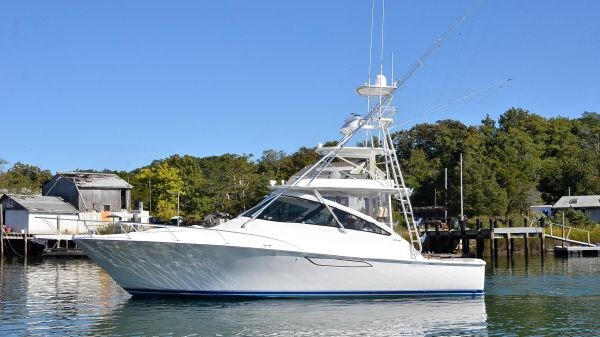 Viking 42 Open Port Side