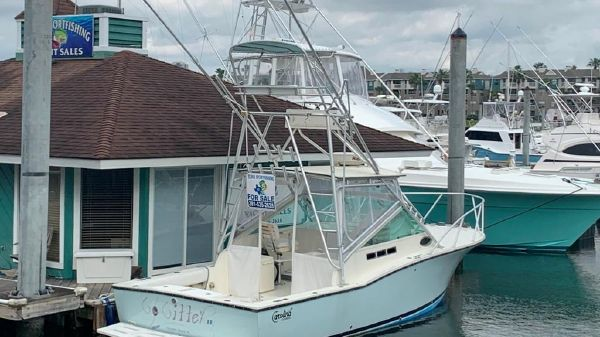 Carolina Classic 28' Express Fisherman