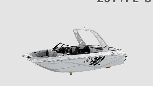 ATX Surf Boats 20 TYPE - S
