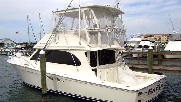 Egg Harbor 43 Sport Yacht