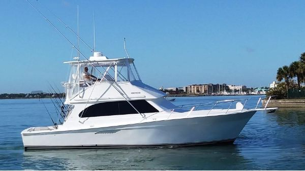 Egg Harbor 43 Sport Yacht