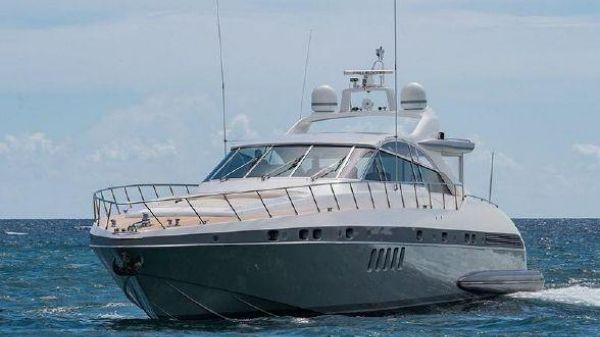 Mangusta Motor Yacht