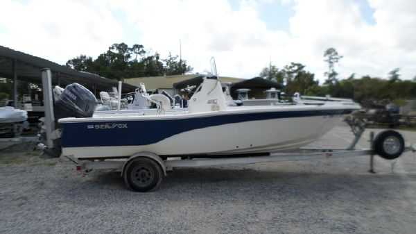 Sea Fox 200XT Pro Series