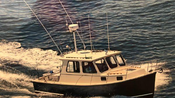 Seaworthy 32' Lobster Boat