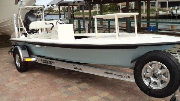 Maverick Boat 17 HPX-S