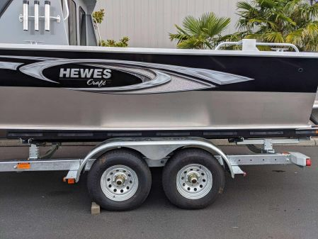 Hewescraft 240 Ocean Pro ET HT B3176 image