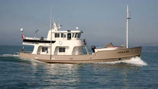 Custom 65 Trawler