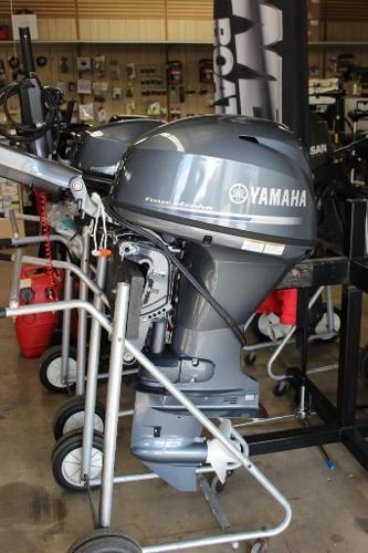 Yamaha F40LA