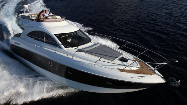 Beneteau Gran Turismo GT49 Fly Manufacturer Provided Image: Manufacturer Provided Image
