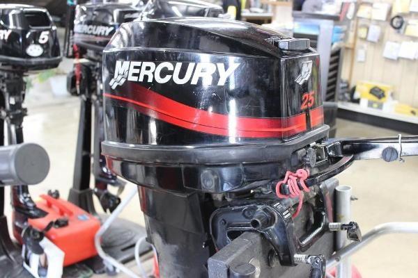2003 Mercury 25M 25 HP United States - Buells Marine