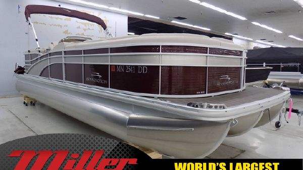 Bennington 2550 RSR
