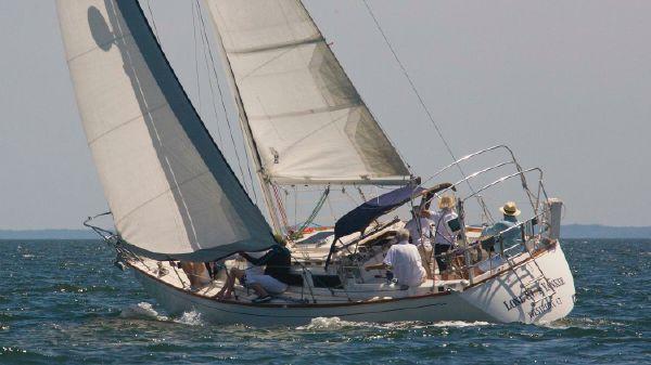 Sabre 34 MK II