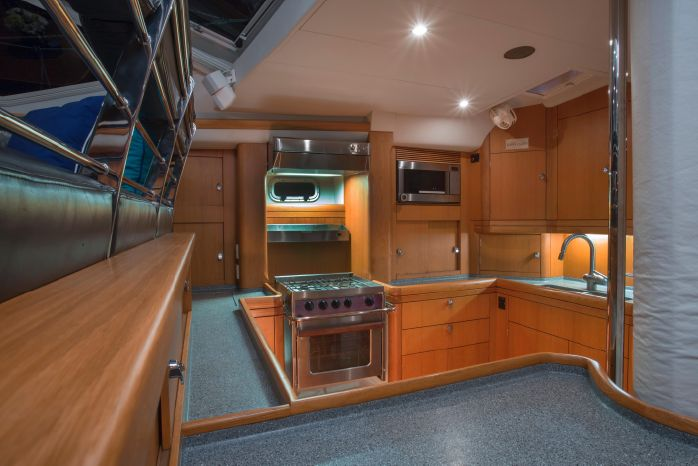 2004 Oyster 66 Brokerage New England