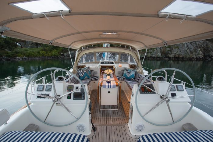 2004 Oyster 66 For Sale New England