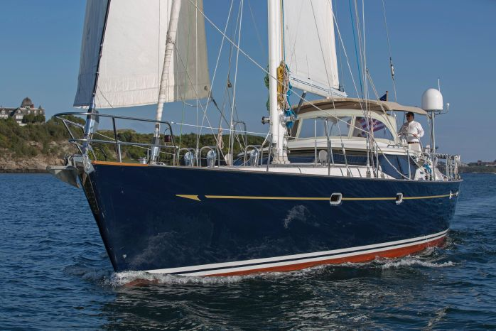 2004 Oyster 66 For Sale Purchase