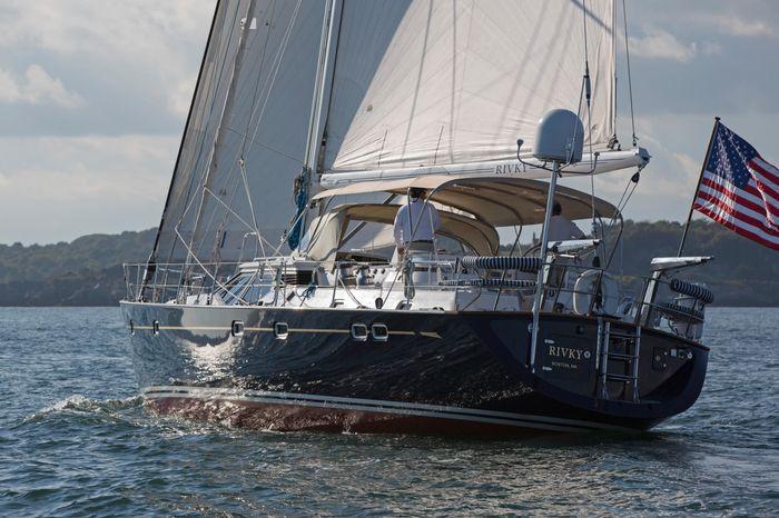 2004 Oyster 66 For Sale Broker