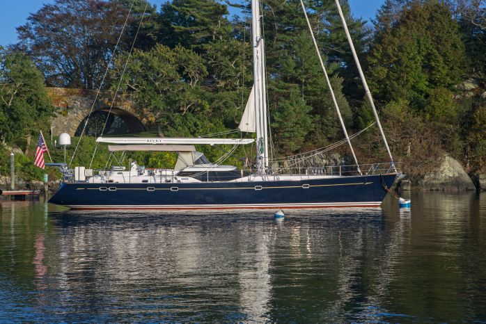 2004 Oyster 66 For Sale Maine