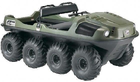 Argo AVENGER 750 EFI 8X8