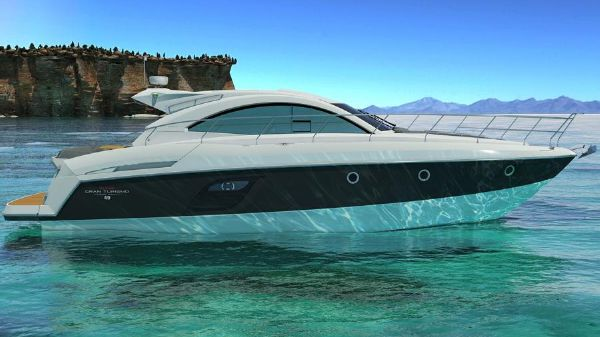Beneteau USA Gran Turismo 49 Manufacturer Provided Image: Manufacturer Provided Image