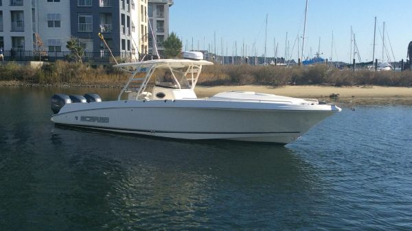 Wellcraft 35 Scarab Sport