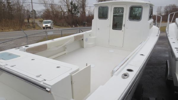 Parker 2820 XLD Sport Cabin