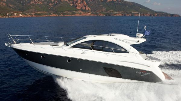 Beneteau USA Gran Turismo 44 Manufacturer Provided Image: Manufacturer Provided Image