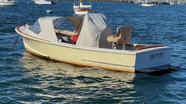 Grey Barn Boatworks North Shore 22