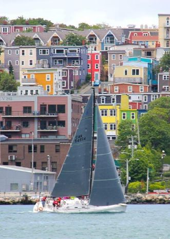 2007 J Boats J/133