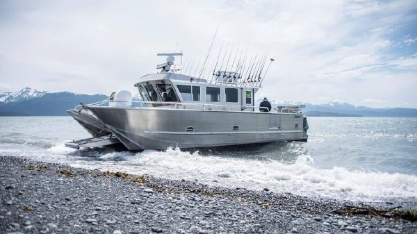 Armstrong Marine 36' Catamaran
