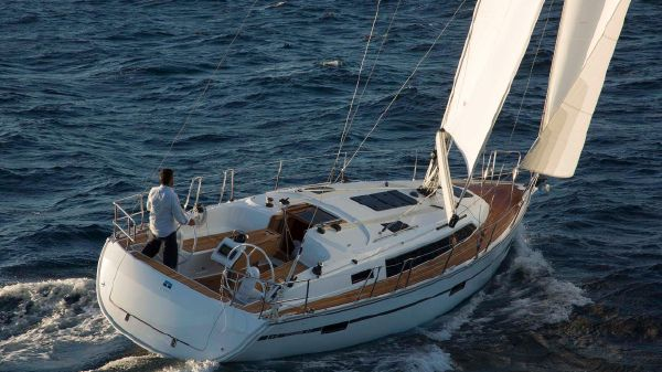 Bavaria Cruiser 37 Manufacturer Provided Image: Bavaria Cruiser 37 Sailing