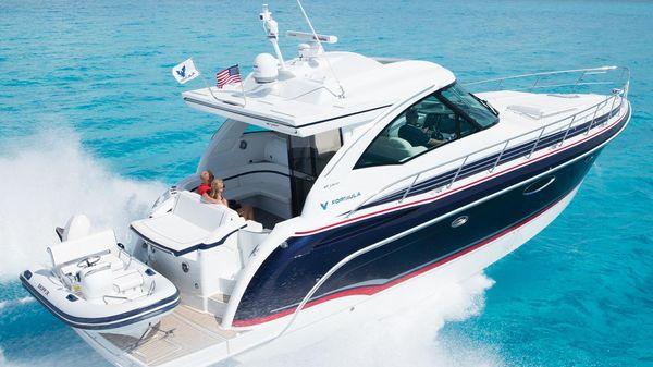 Formula 45 Yacht Manufacturer Provided Image
