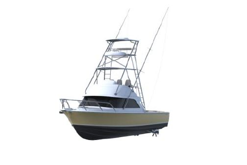 Bertram 35 Flybridge Sportfish image