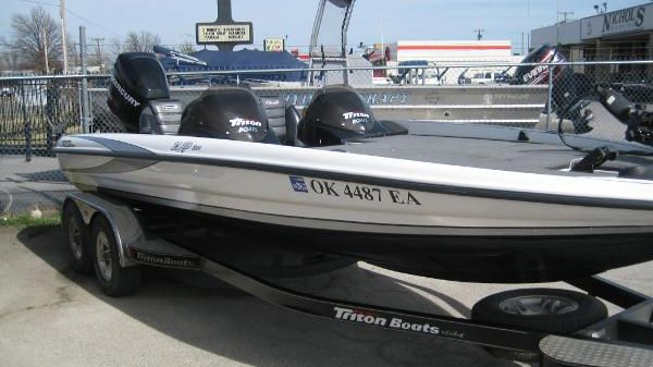 TRITON BOATS 21HP