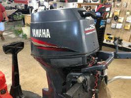 Yamaha Outboards 30MSH