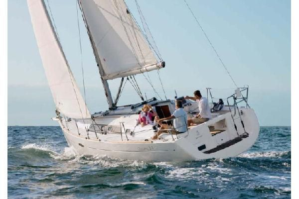 Beneteau Oceanis 34 - main image