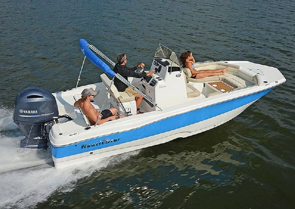 NauticStar 211 Angler image