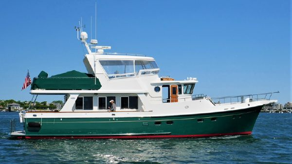 Selene 53 Ocean Trawler -Virtual Tour