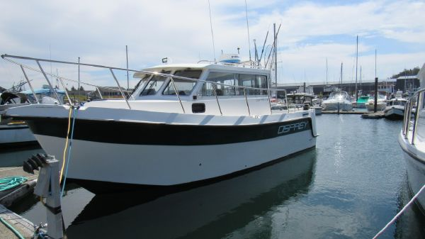 Osprey Pilothouse Pilothouse