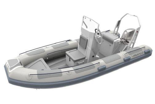 Highfield Ocean Master 460 image