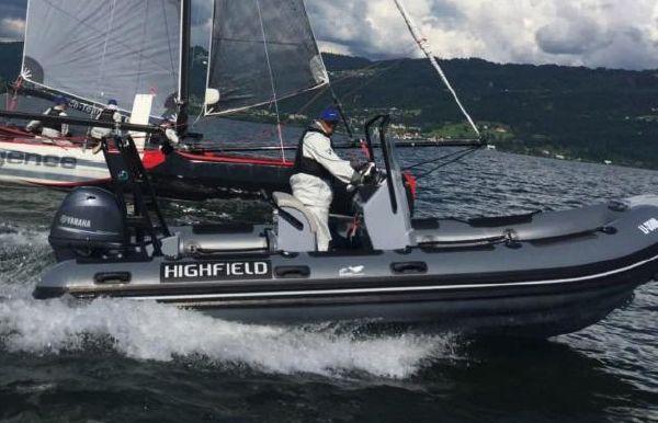 2019 Highfield Ocean Master 540