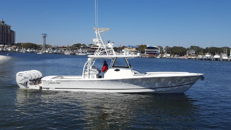 2019 Regulator 41 Destin Florida Gregg Orr Marine Destin